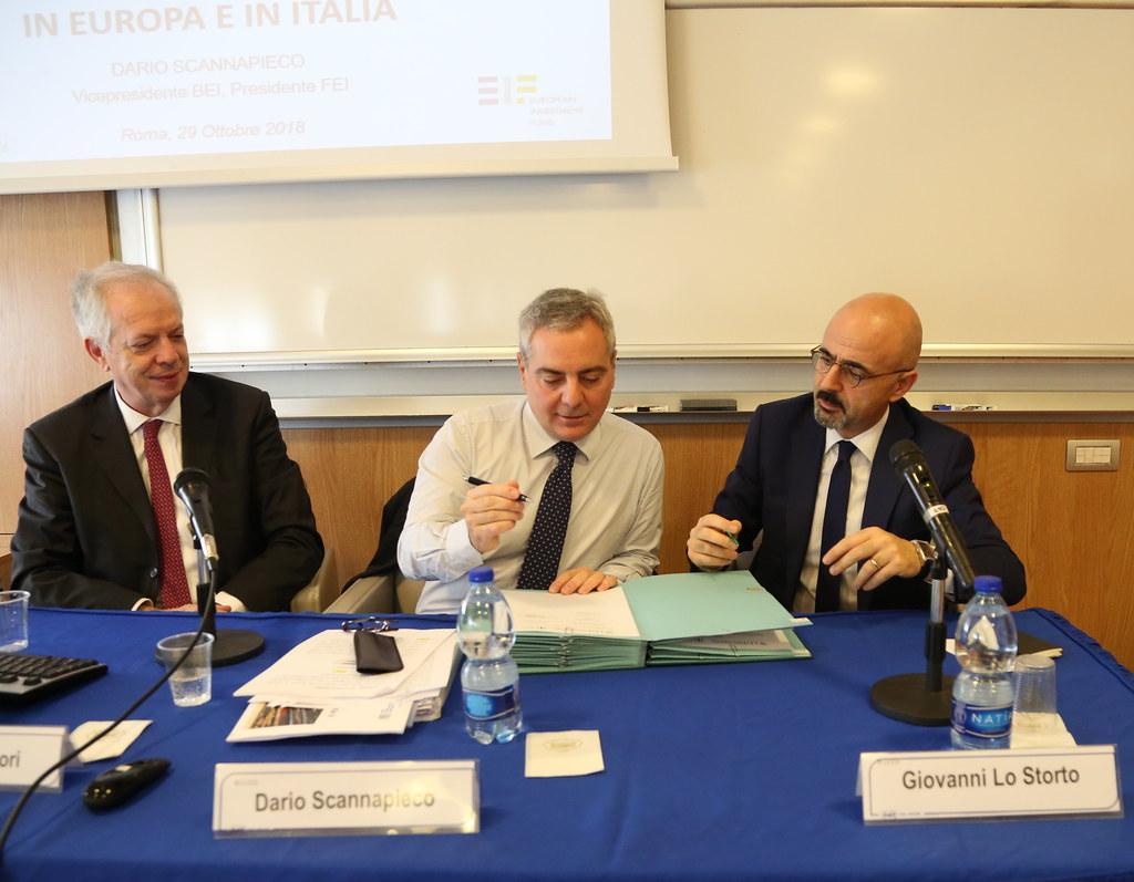 Firma Accordo LUISS- BEI