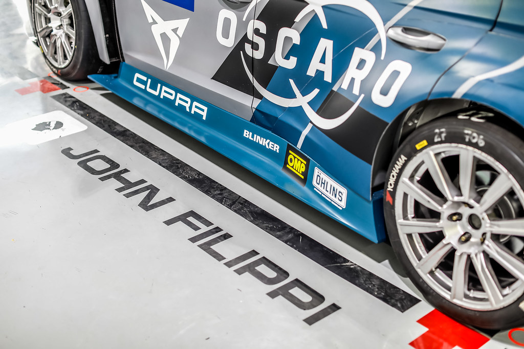 FILIPPI John, (fra), Seat Cupra TCR team Oscaro by Campos Racing, portrait during the 2018 FIA WTCR World Touring Car cup of China, at Ningbo  from September 28 to 30 - Photo Marc de Mattia / DPPI