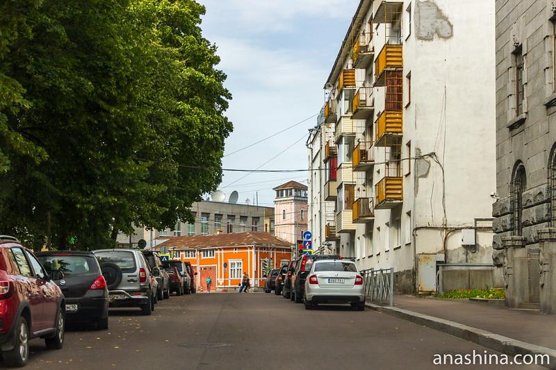 Улица Вяйнемяйнена, Сортавала, Карелия