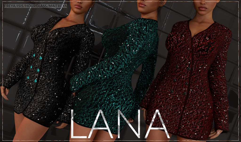 #LANA – The Lesly Dress