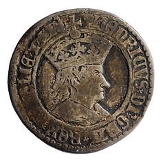 Henry-VII-testoon-obv