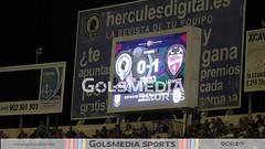 Hércules-At. Levante (0-1) Fotos: J. A. Soler