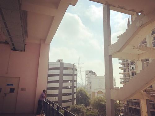 Photo Essay - Seeking Big City Solitude, Around Town