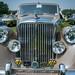 Classic Car Show, Tatton Park, Cheshire, UK 2016 - Jaguar 3.5 Litre