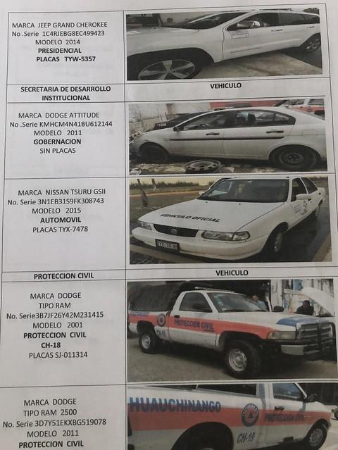 autos municipales en venta 2