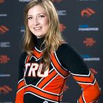 Taylor Baker, WolfPack Cheerleading Team