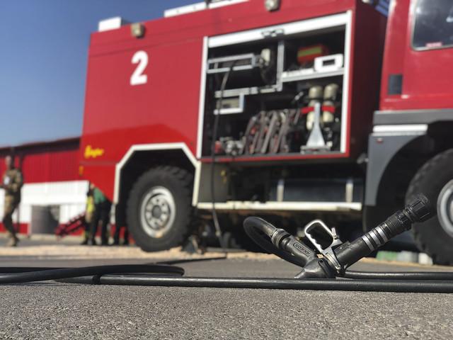 KFOR Firefighters
