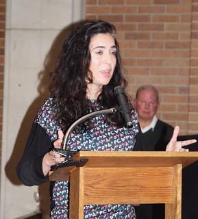 Book launch for Tanya Talaga