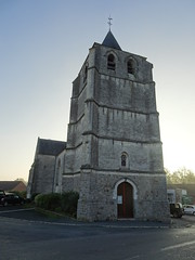 Caucourt  Église Saint-Pierre (2) - Photo of Ligny-Saint-Flochel