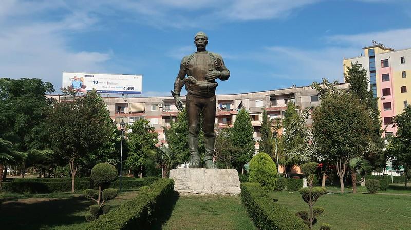 ALBANIA, August 2018