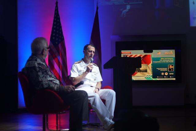 USINDO-US Embassy-AmCham Indonesia Special Open Forum feat