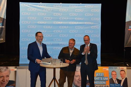 Veranstaltung mit Jens Spahn 2