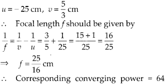 NCERT Solutions for Class 12 Physics Chapter 9 Ray Optics and Optical Instruments 64