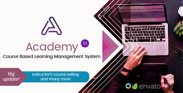 Academy – Course Based Learning Management System