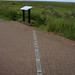 The Greenwich Meridian at Cleethorpes