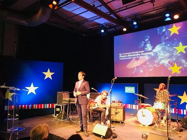En circonscription : Nuit de l'Europe à Amsterdam