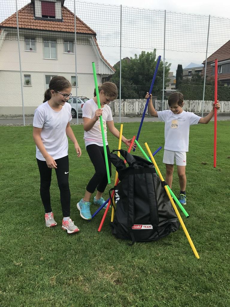 Swiss Ski Summer Challenge 2018