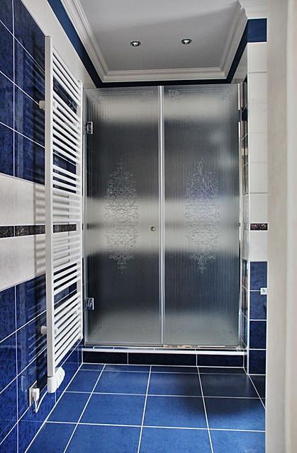 sklo do sprchového koutu