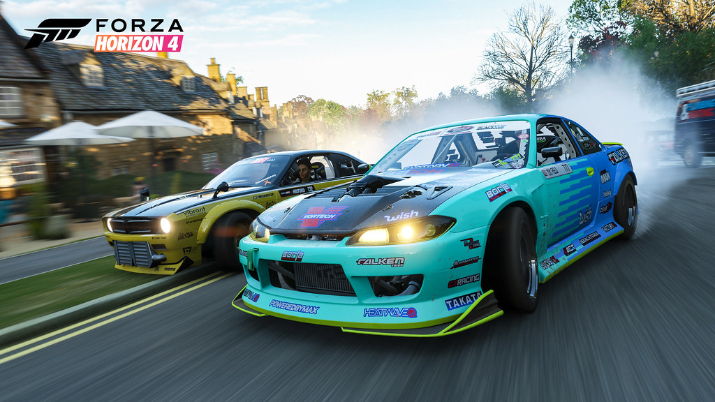 Forza Horizon 4 Reviews Drifting Time