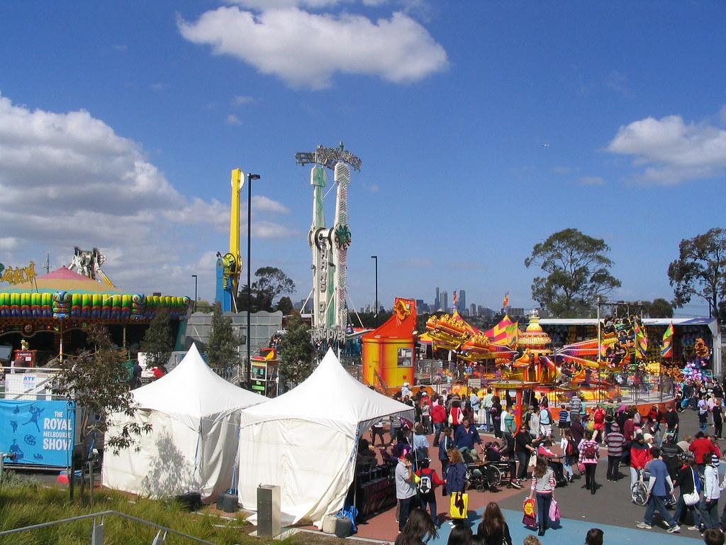 Melbourne Show, September 2008