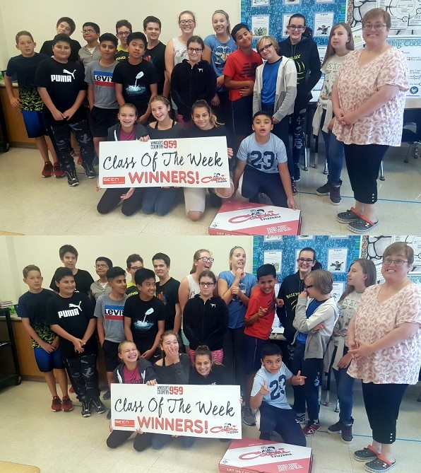 Class of the Week pic Oct 3