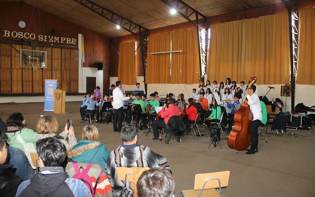 Orquesta Sinfónica Latinoamericana ofrece Concierto Educacional en el ISV