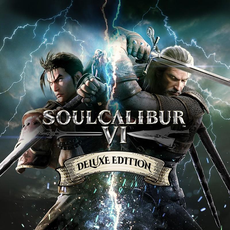 SOULCALIBUR Deluxe Edition