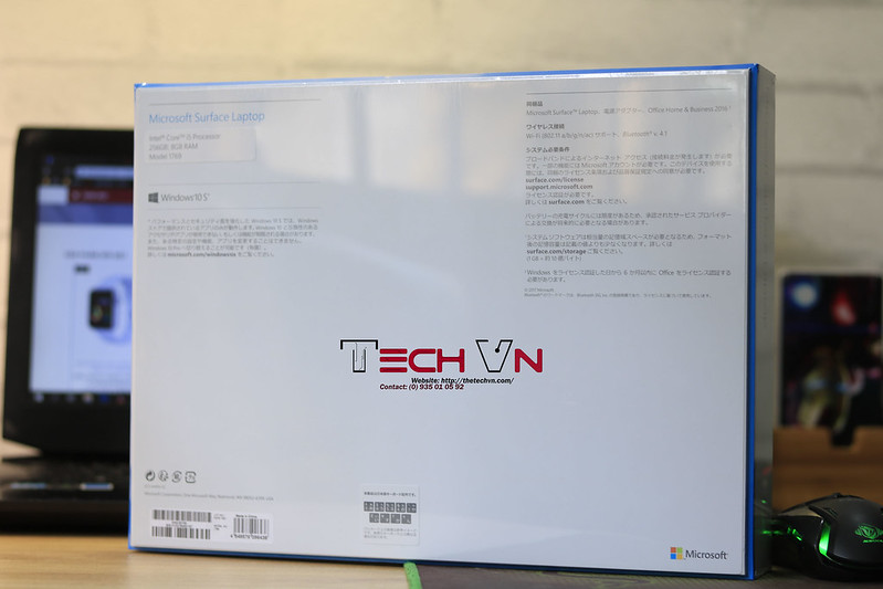 TECHVN - MICROSOFT SURFACE LAPTOP I5 03
