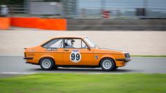 Classic Sports Car Club championships at Donington Park (Sep 2018)