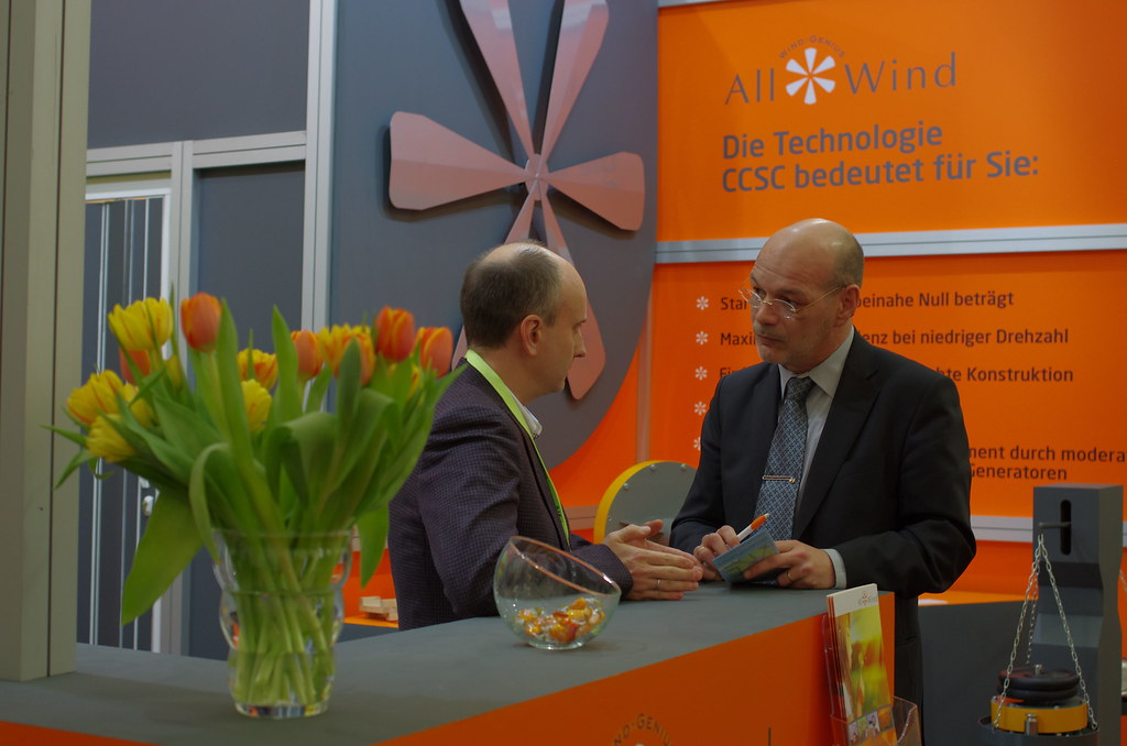 Electromoment and All-Wind projects at exhibitions in Russia and Germany