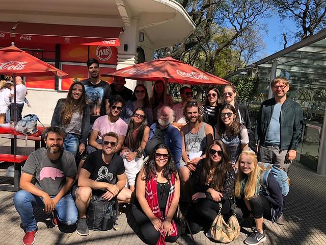 Missão de estudos em Buenos Aires