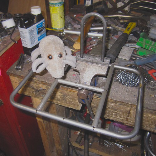 I'm a mite and I'm building a rack