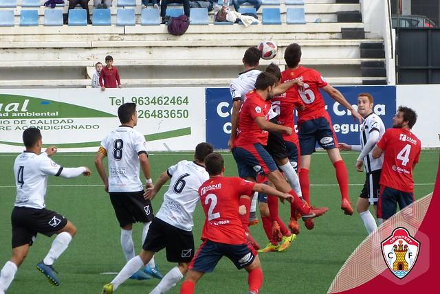 Ontinyent CF 0 - UE Olot 0
