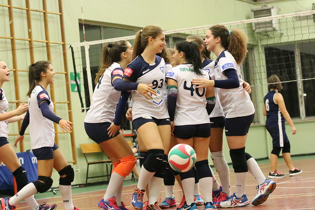 PGS UNDER 18 US S.Giuliano  - Bracco Pro Patria Volley 0 - 3