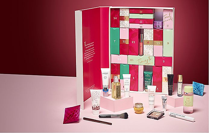 Marks & Spencer Beauty Advent Calendar 2018