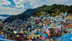 甘川洞 文化村(감천문화마을),Korea