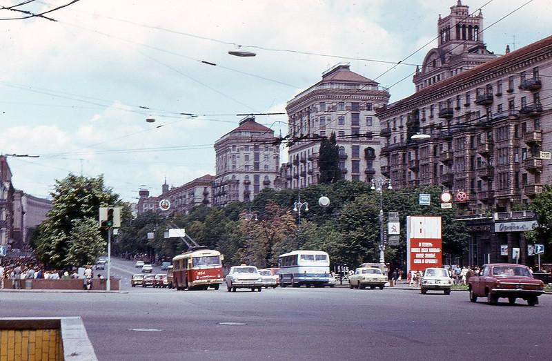 Киев в 1985