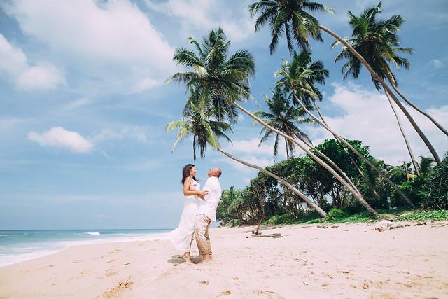 Lovely couple - Sri-Lanka 2018