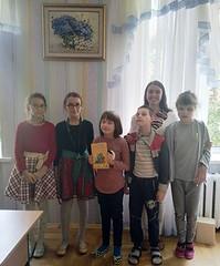 Недільна читанка з Олесею. 23.09.18. ім. О. Грибоєдова