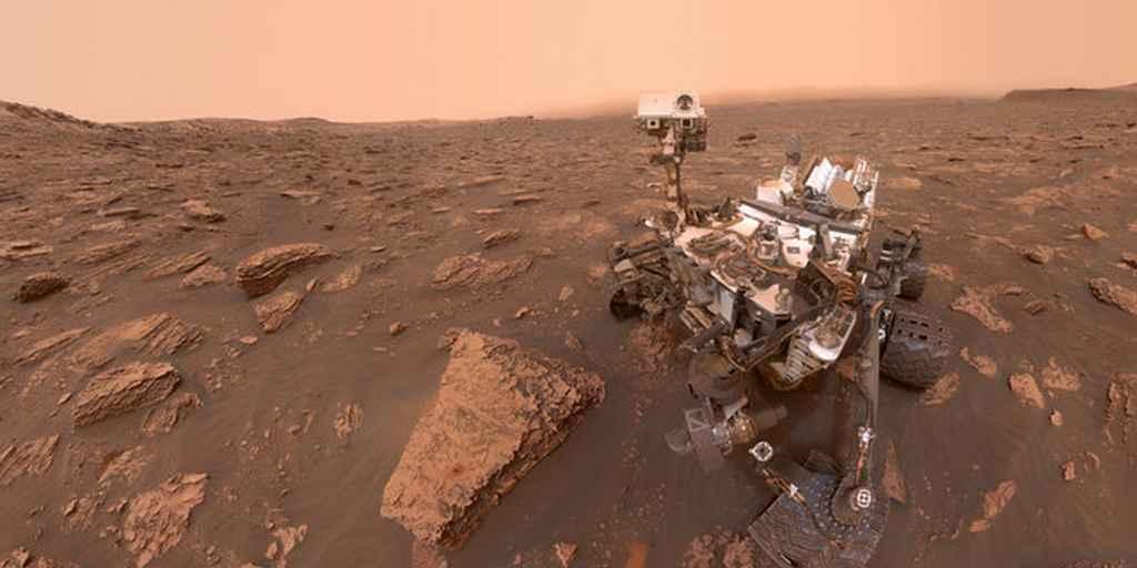 L'équipe est optimiste de remettre en marche Curiosity