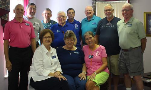 2018-19 Trustees