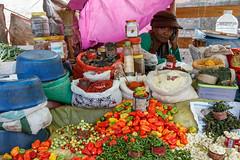 Gewürzstand - Antananarivo