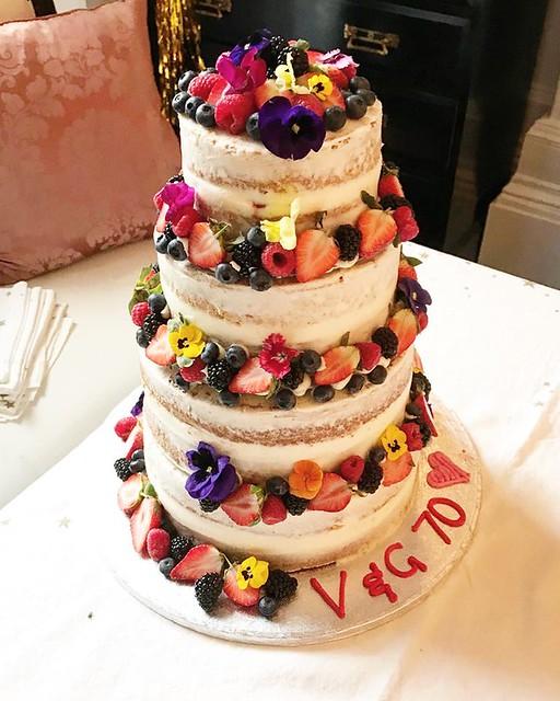 Cake by Primrose Bakery