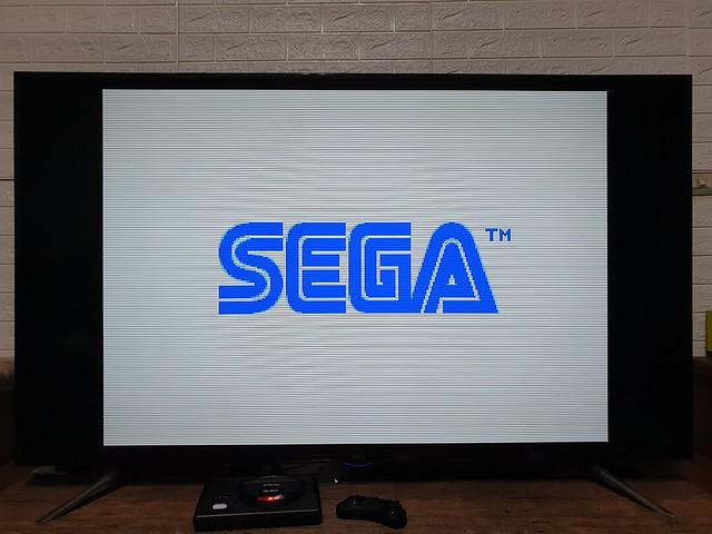 「SEGA MD 復古遊戲機」經典再現感動滿載,內建85款經典遊戲/電視遊樂器 - 35