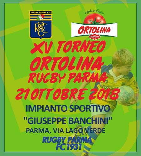 XV Torneo Ortolina