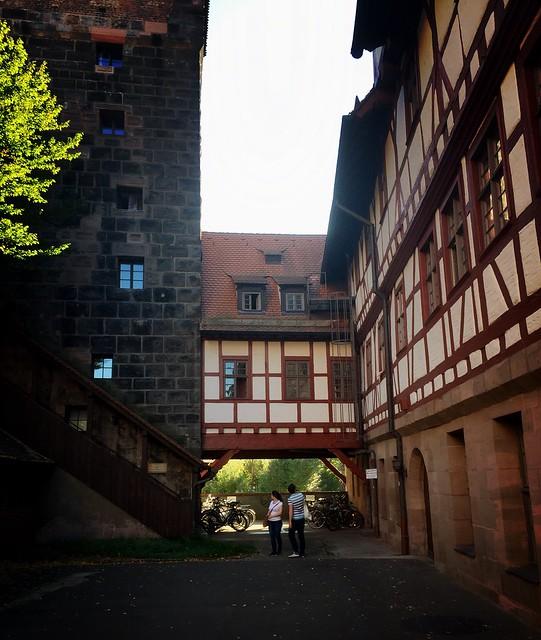 Indian summer in Nürnberg