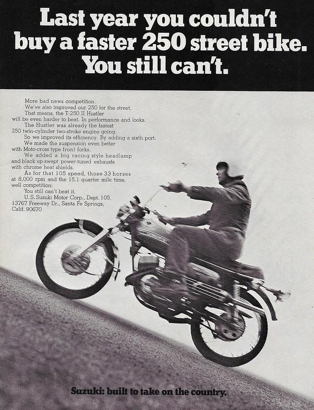 Suzuki 1970 4