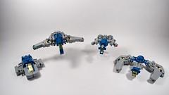 Neo Classic Space Fleet