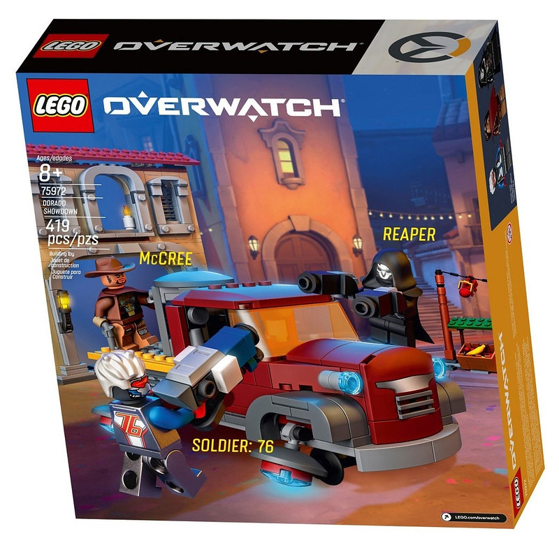 Dorado Showdown (75972)