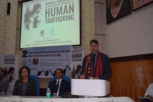 North East India Hub of Human Trafficking: HC Judge